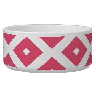 Losango Pink Earthen bowl