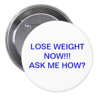 Lose weight buttons