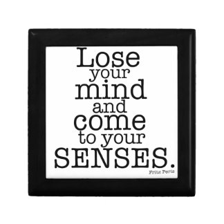 Lose your mind... gift box