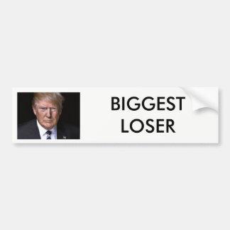 """""""Loser-in-Chief"""" anti-Trump bumper sticker"""