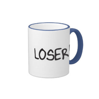 loser ringer mug