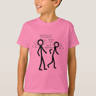 Losing An Electron joke kids t-shirt