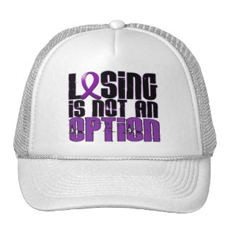 Losing Is Not An Option Alzheimer s Disease Mesh Hats