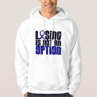 Losing Is Not An Option Ankylosing Spondylitis Hoody