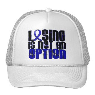 Losing Is Not An Option ARDS Cap