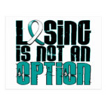Losing Is Not An Option Cervical Cancer