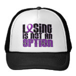 Losing Is Not An Option Crohn's Disease