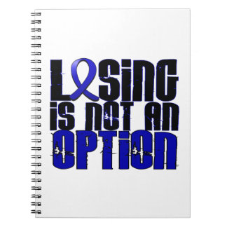 Losing Is Not An Option Dysautonomia Notebook