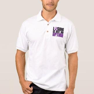 Losing Is Not An Option Fibromyalgia Polo Shirt