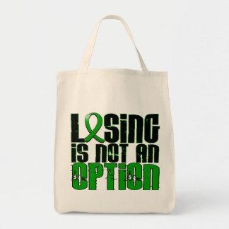 Losing Is Not An Option Kidney Disease Bag