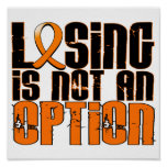 Losing Is Not An Option Leukaemia