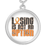 Losing Is Not An Option MS Necklaces