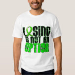 Losing Is Not An Option Muscular Dystrophy T-shirts