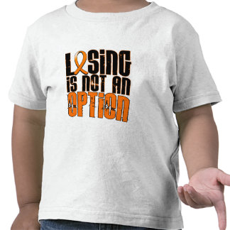 Losing Is Not An Option RSD T Shirts