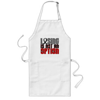 Losing Is Not An Option Skin Cancer Aprons