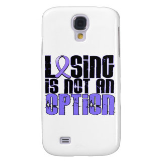 Losing Is Not An Option Stomach Cancer Galaxy S4 Covers