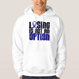 Losing Is Not An Option Syringomyelia Sweatshirts