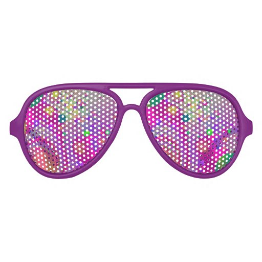 Losing My Marbles Party Shades