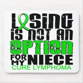 Losing Not Option Lymphoma Niece Mousepads