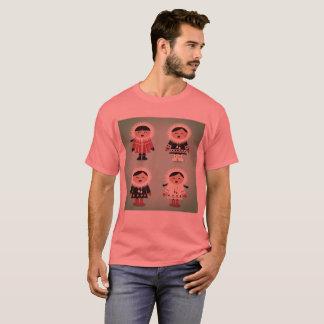 Losos t-shirt with Eskimos