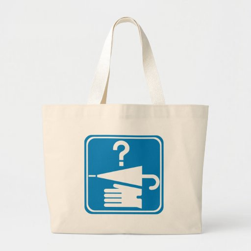 Lost and Found Desk Highway Sign Bag