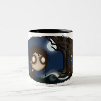 Lost Boy Two-Tone Coffee Mug