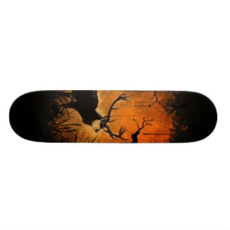 Lost Deer Skateboard