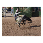 """""""Lost Dutchman Days Rodeo"""" Posters"""