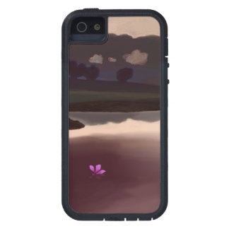 Lost flower iPhone 5 cases