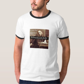 Lost for Words? T-Shirt