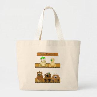 Lost & Found Jumbo Tote Bag