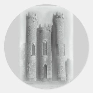 LOST HISTORY - CASTLE STICKER