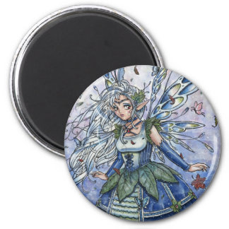 Lost In A Fairy Tale Fairy Magnet