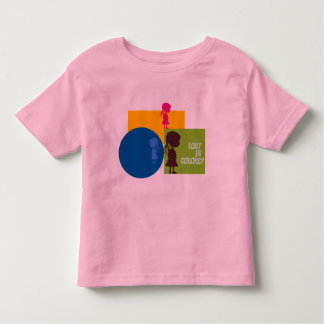 Lost in colors? T-shirts