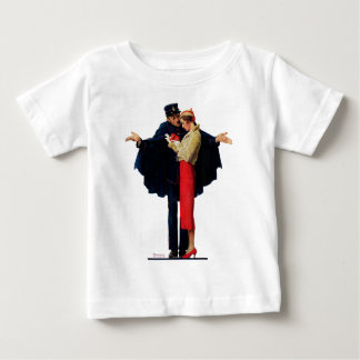 Lost in Paris Baby T-Shirt
