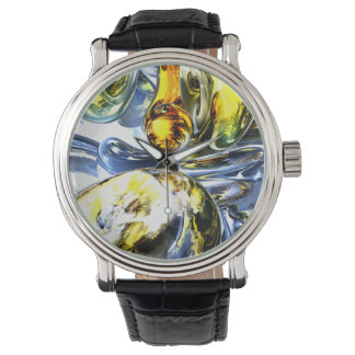 Lost in Space Abstract Watch