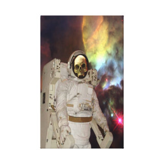 Lost in Space Gallery Wrapped Canvas