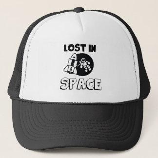 Lost in space trucker hat