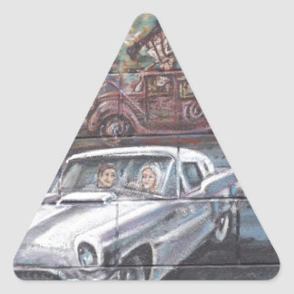 Lost In The 50's Stickers