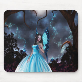 Lost in the Enchanted Forest Mousepad