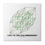 Lost In The Fifth Dimension? (Geometry Cube