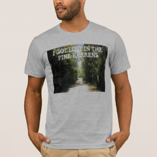 Lost in the Pine Barrens T-Shirt