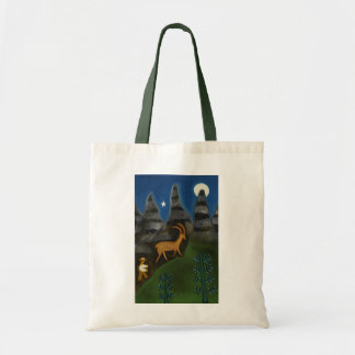 Lost in Thought 2007 Tote Bag