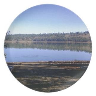 Lost Lake, Idaho Plate