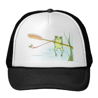Lost Lullaby Frog Bug Mesh Hat