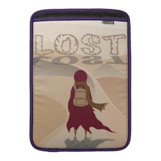 Lost MacBook Sleeve