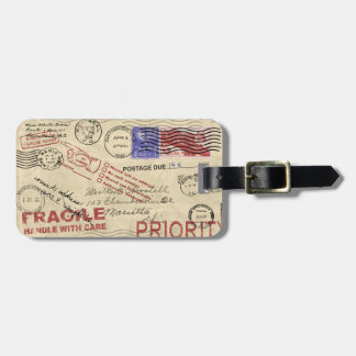 Lost Mail Luggage Tag