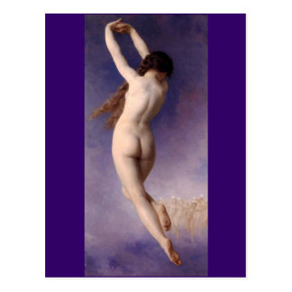 Lost Pleiad - Bouguereau Post Card