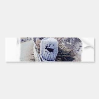 Lost Rudolph Bumper Stickers