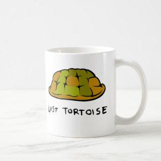 Lost Tortoise Shell Logo Coffee Mug